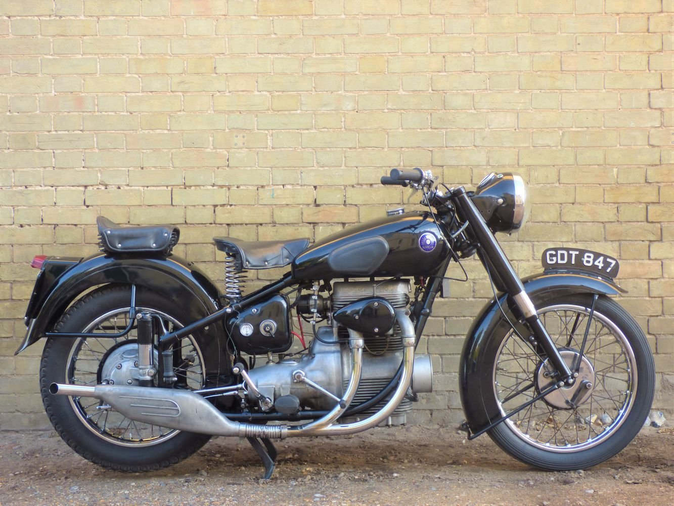1949 Sunbeam S8 500cc For Sale (picture 1 of 6)