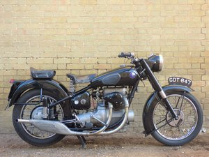 1949 Sunbeam S8 500cc SOLD