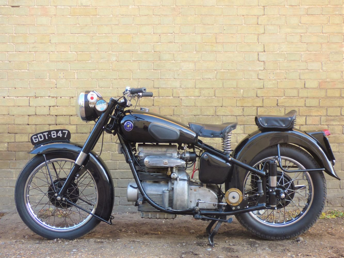 1949 Sunbeam S8 500cc For Sale (picture 2 of 6)