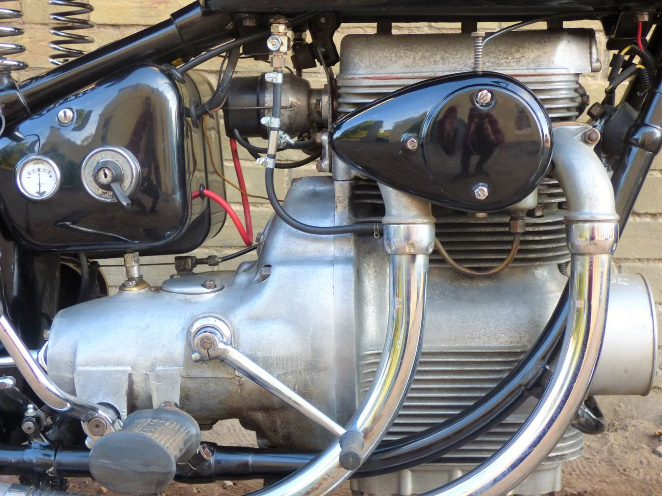1949 Sunbeam S8 500cc For Sale (picture 3 of 6)