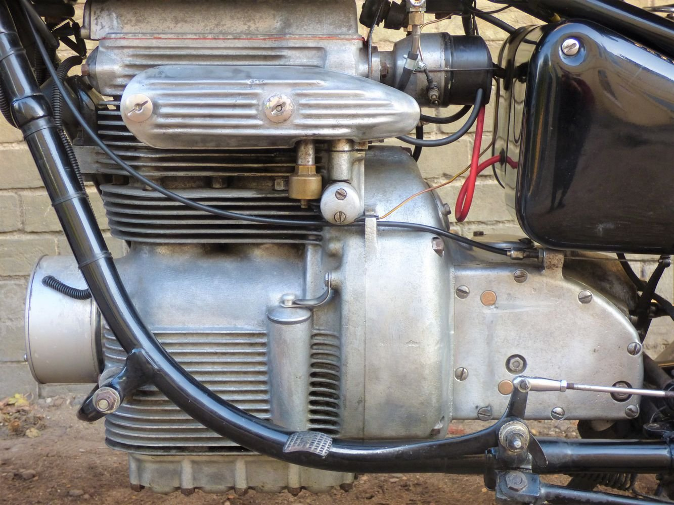 1949 Sunbeam S8 500cc For Sale (picture 4 of 6)