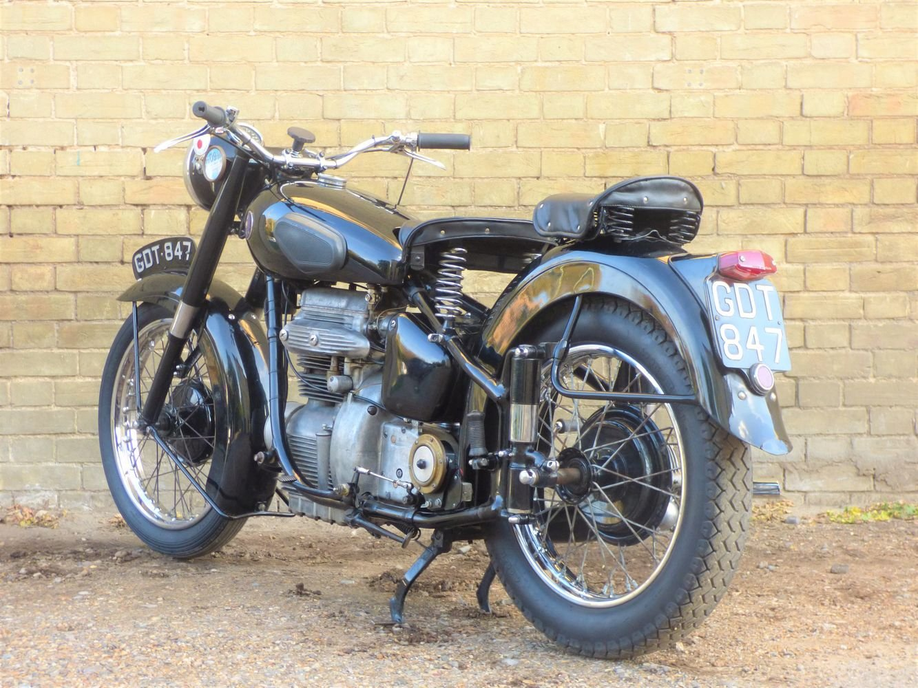 1949 Sunbeam S8 500cc For Sale (picture 5 of 6)