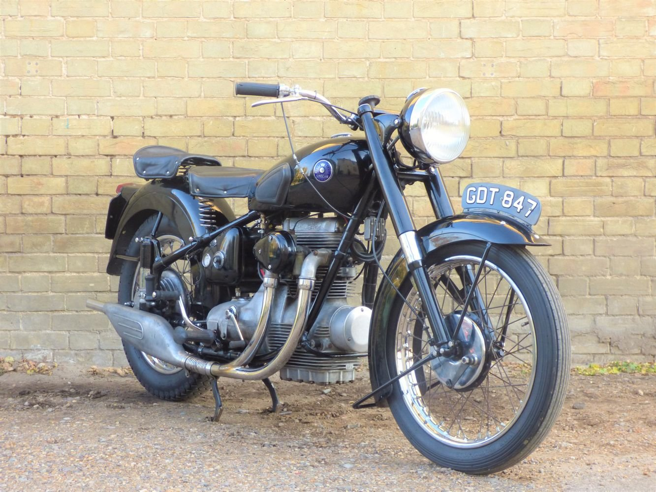 1949 Sunbeam S8 500cc For Sale (picture 6 of 6)