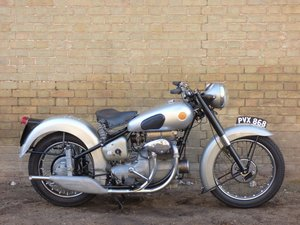 1950 Sunbeam S8 500cc For Sale