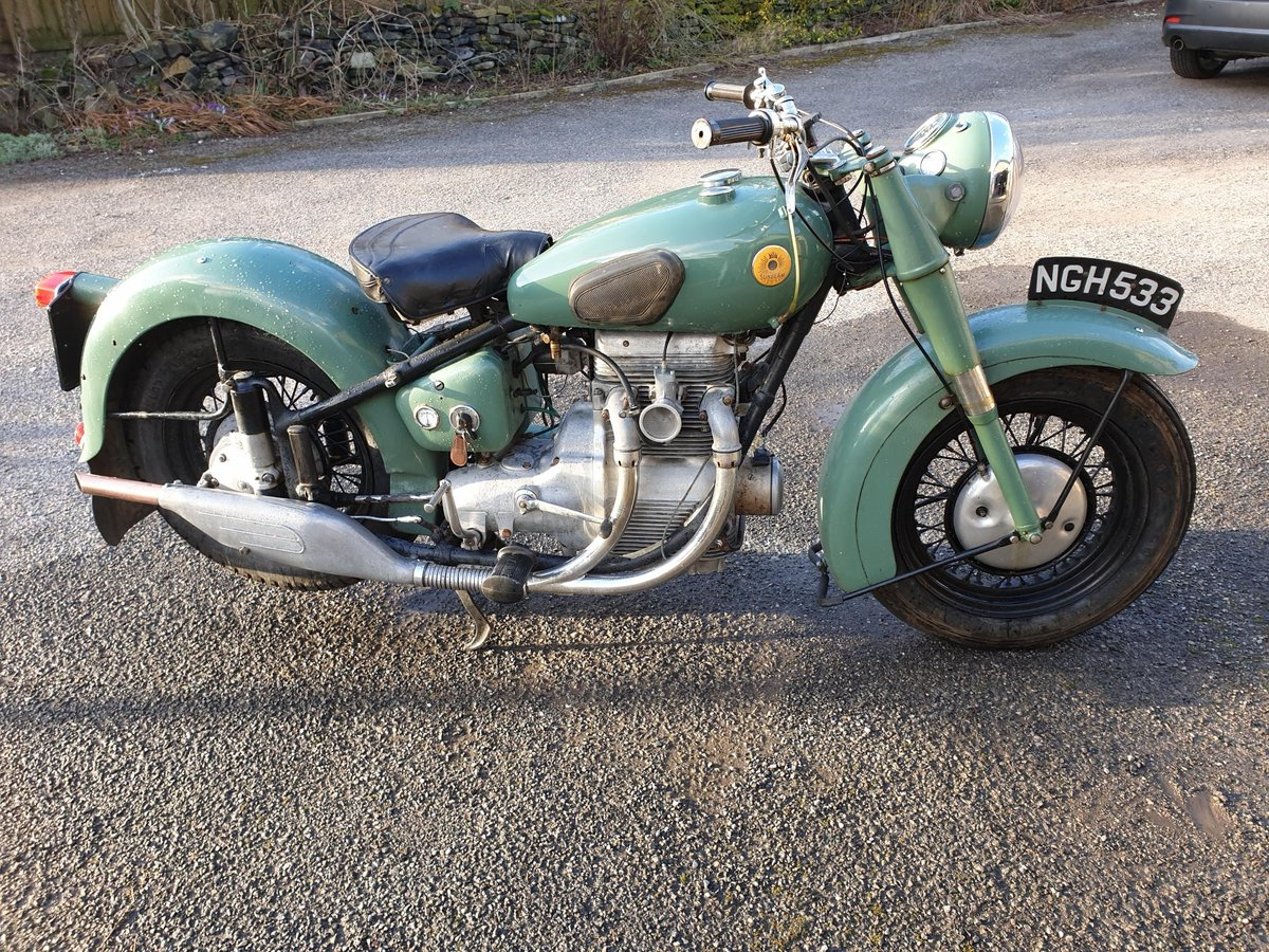 1952 Sunbeam S7 For Sale (picture 1 of 2)