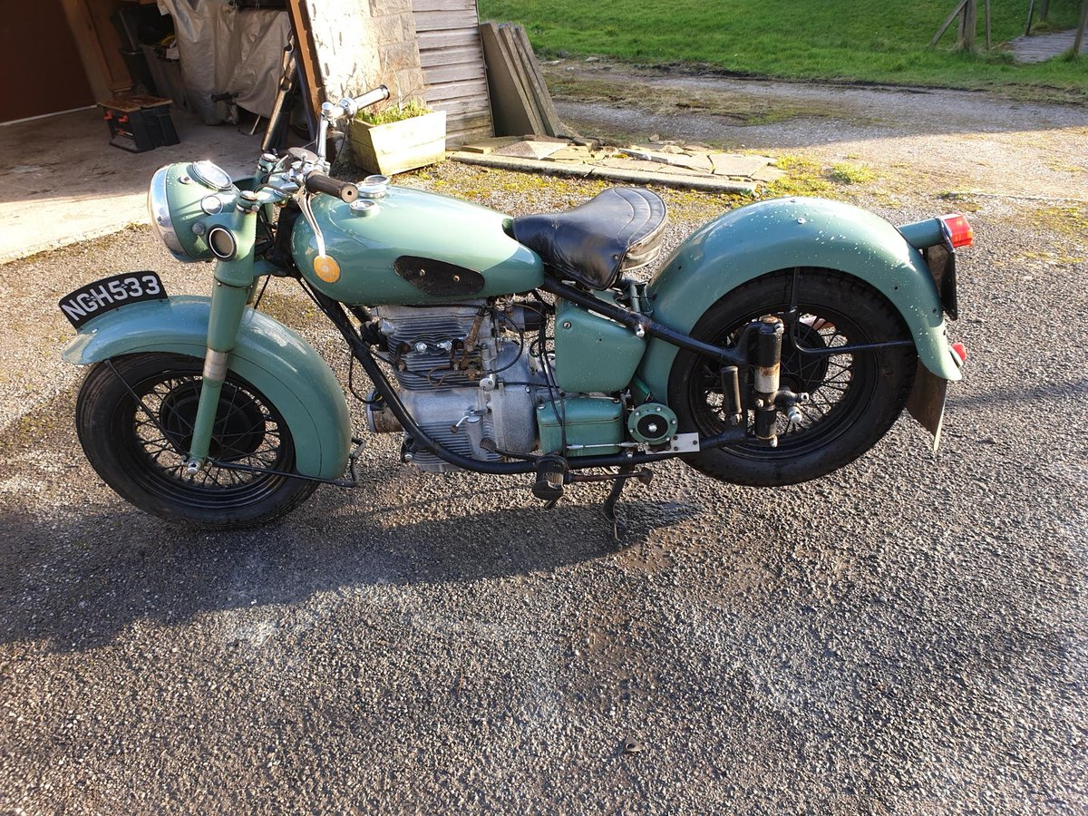 1952 Sunbeam S7 For Sale (picture 2 of 2)