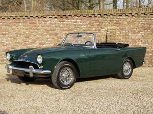 1963 Sunbeam Alpine Series 2 Convertible For Sale