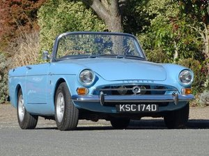 1966 Sunbeam Tiger For Sale by Auction