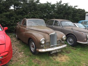 1952 Sunbeam Talbot 90 Drophead Project For Sale