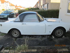 Sunbeam Alpine 1959 series 1 - to restore For Sale