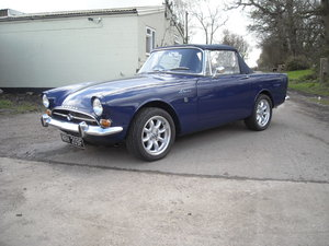 1968 SUNBEAM TIGER ALPINE BUT FAR SUPERIOR SPEC OVER 60K SPENT For Sale