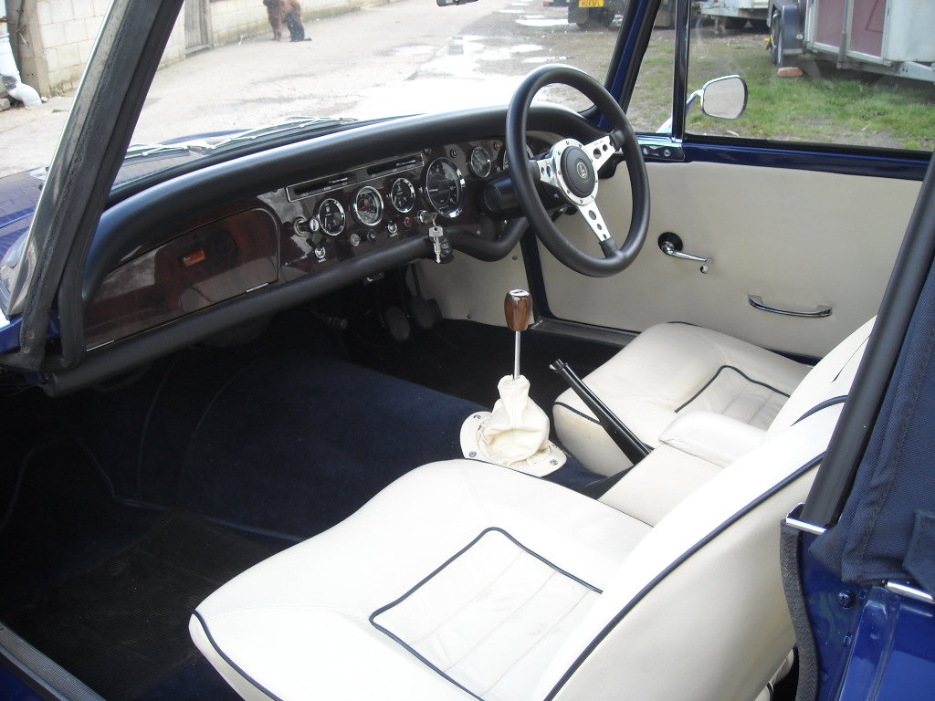 1968 SUNBEAM TIGER ALPINE BUT FAR SUPERIOR SPEC OVER 60K SPENT For Sale (picture 4 of 6)