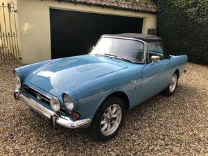 1965 1956 SUNBEAM TIGER S1 For Sale
