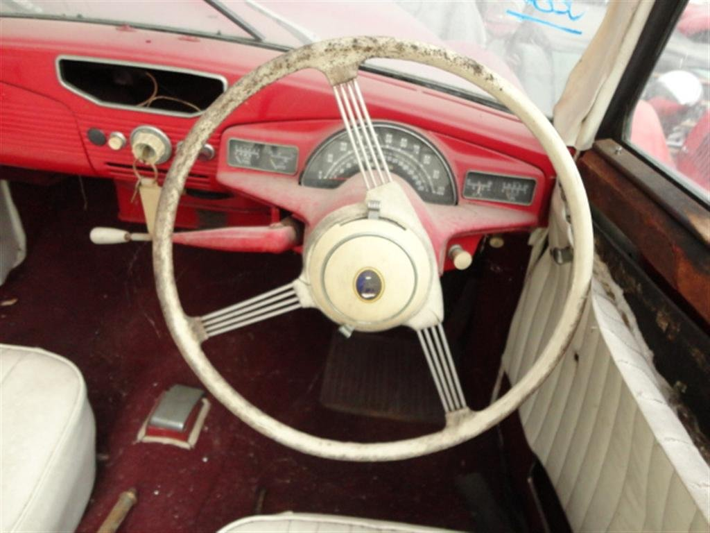1952 Sunbeam Talbot DHC Right Hand Drive RHD for sale For Sale (picture 3 of 6)