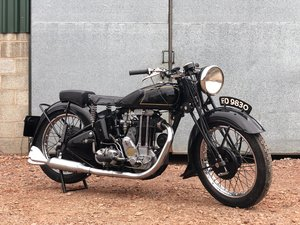 Sunbeam Model 9 1936 OHV 500cc