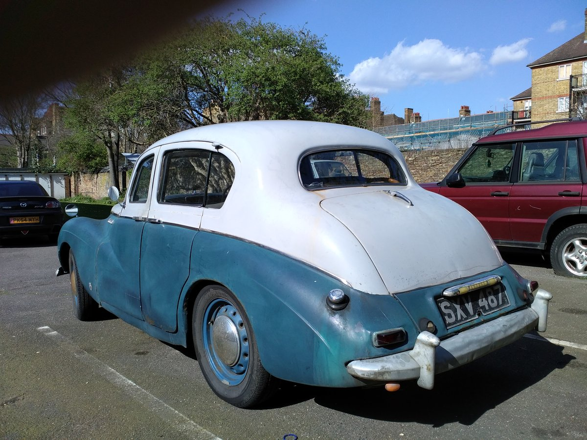 1956 Sunbeam 90 Mk111 For Sale (picture 2 of 6)