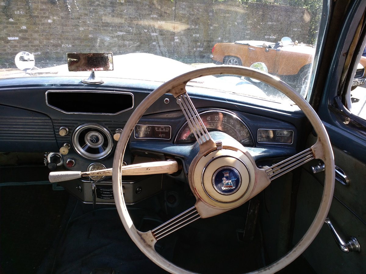 1956 Sunbeam 90 Mk111 For Sale (picture 3 of 6)