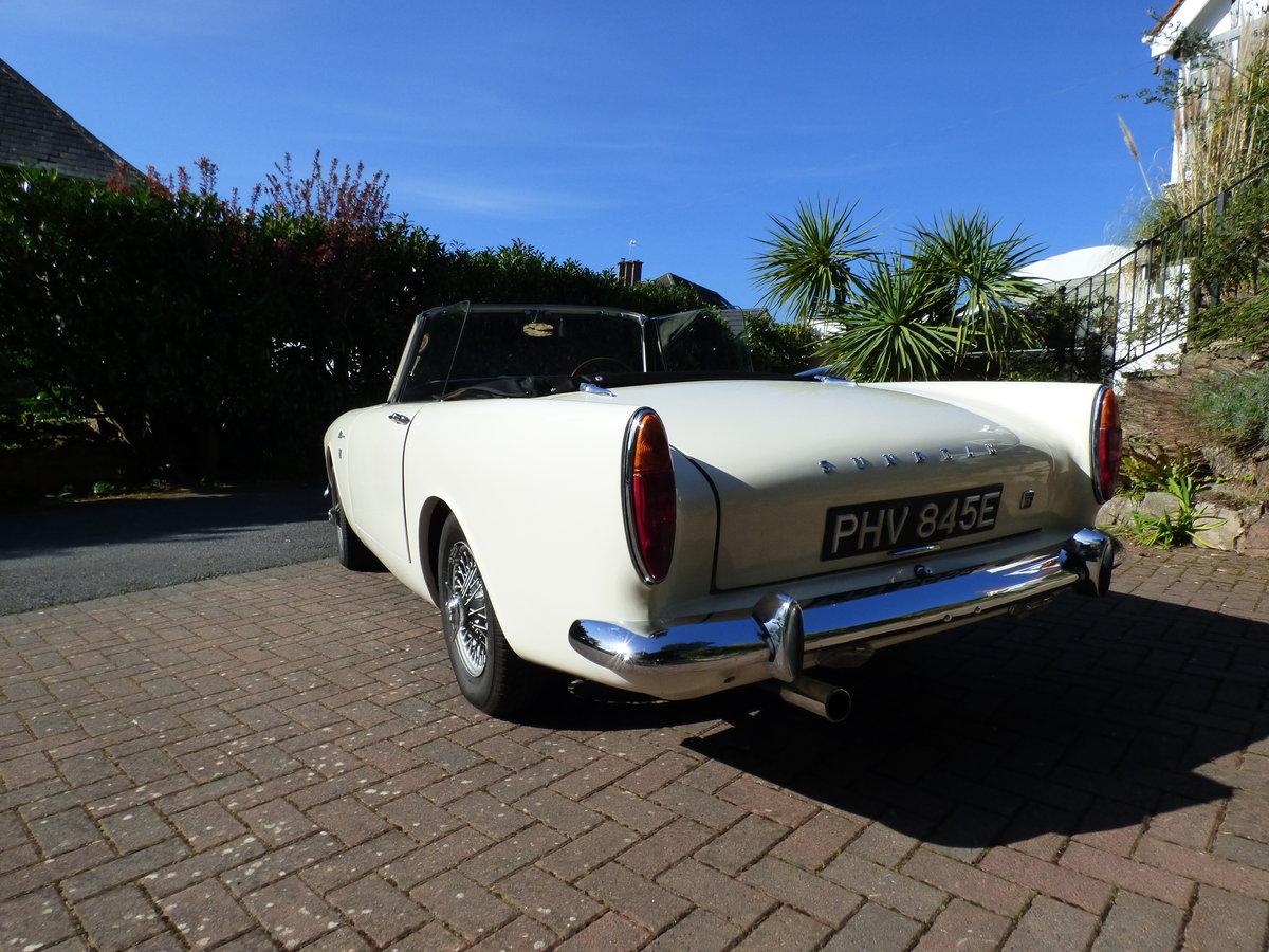 Sunbeam Alpine MkV 1967 For Sale (picture 3 of 4)