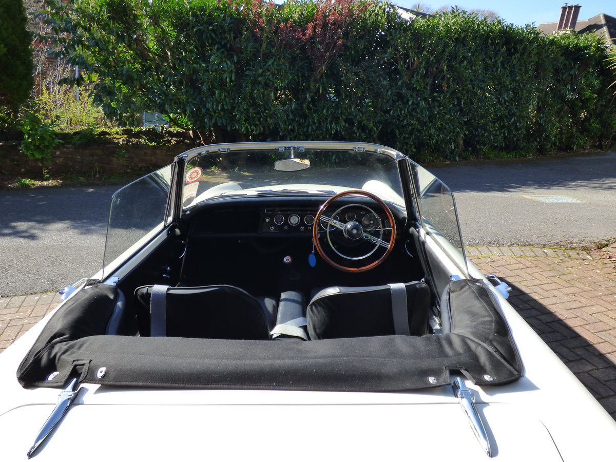 Sunbeam Alpine MkV 1967 For Sale (picture 4 of 4)