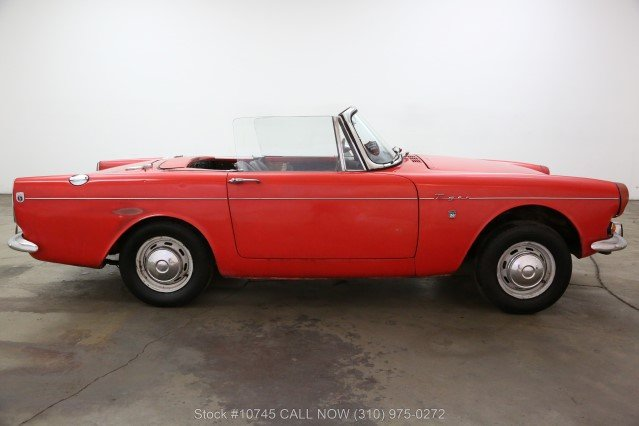 1966 Sunbeam Tiger For Sale (picture 2 of 6)