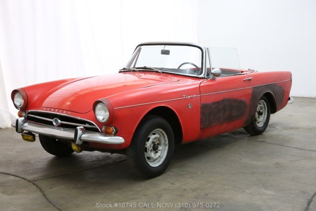 1966 Sunbeam Tiger For Sale (picture 3 of 6)
