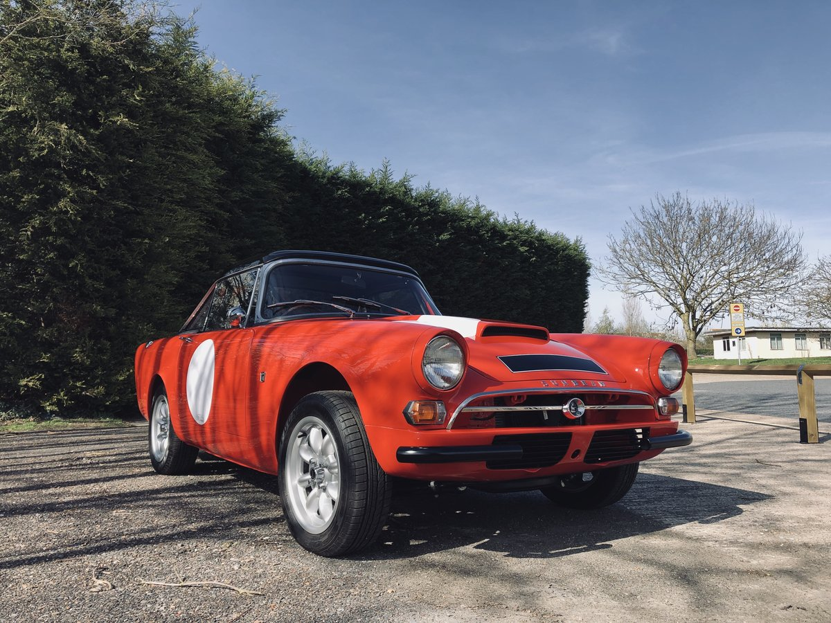1965 Sunbeam Tiger Mk1 For Sale (picture 1 of 6)