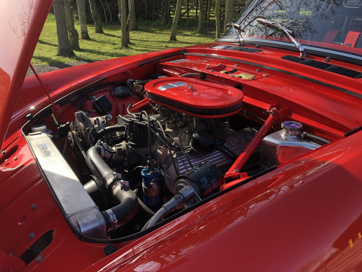 1965 Sunbeam Tiger Mk1 For Sale (picture 3 of 6)