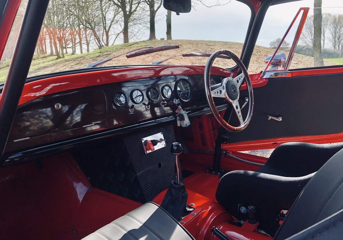 1965 Sunbeam Tiger Mk1 For Sale (picture 5 of 6)