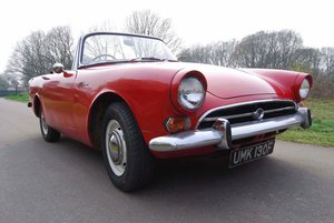 1968 Sunbeam Alpine Series V GT convertible For Sale