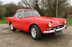 1968 Alpine GT MkV - Barons Sandown Pk Tues 30 April 2019 For Sale by Auction