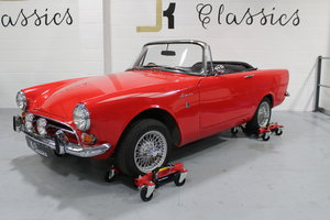 1968 Sunbeam Alpine Series V For Sale