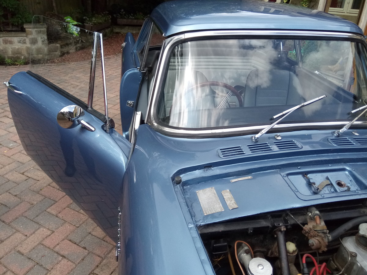 Sunbeam Alpine Series 3 GT 1963.  Fully restored For Sale (picture 6 of 6)