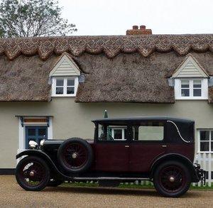 1928 Sunbeam 20.9 For Sale