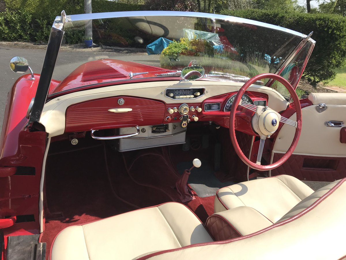 1953 Sunbean Alpine Mark 1 For Sale (picture 4 of 6)