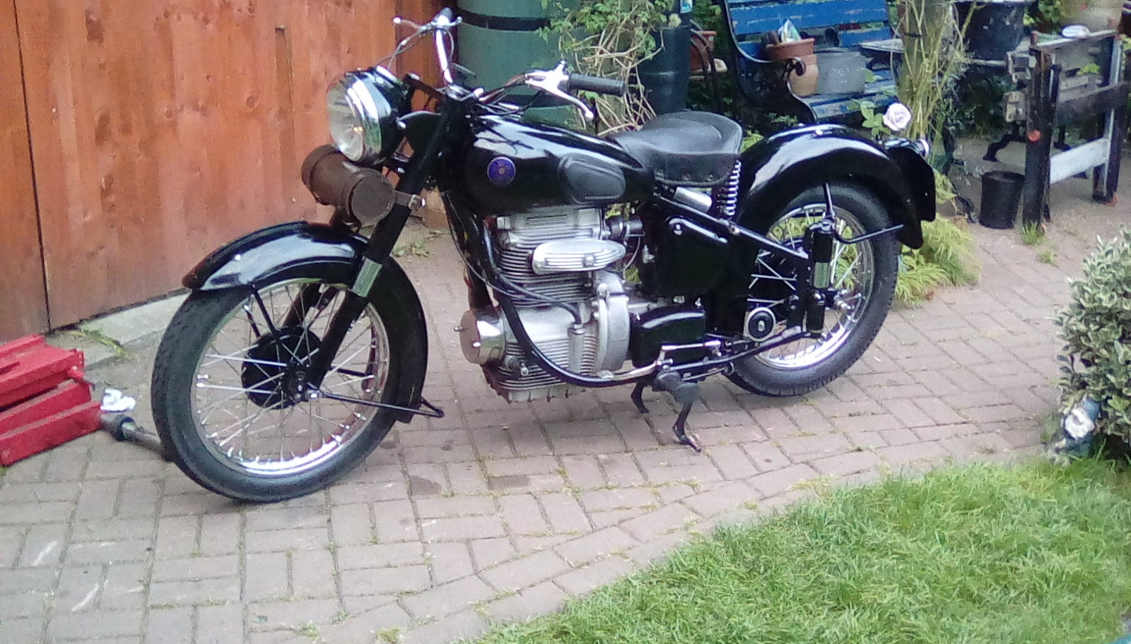 1949 Sunbeam s8  For Sale (picture 1 of 6)
