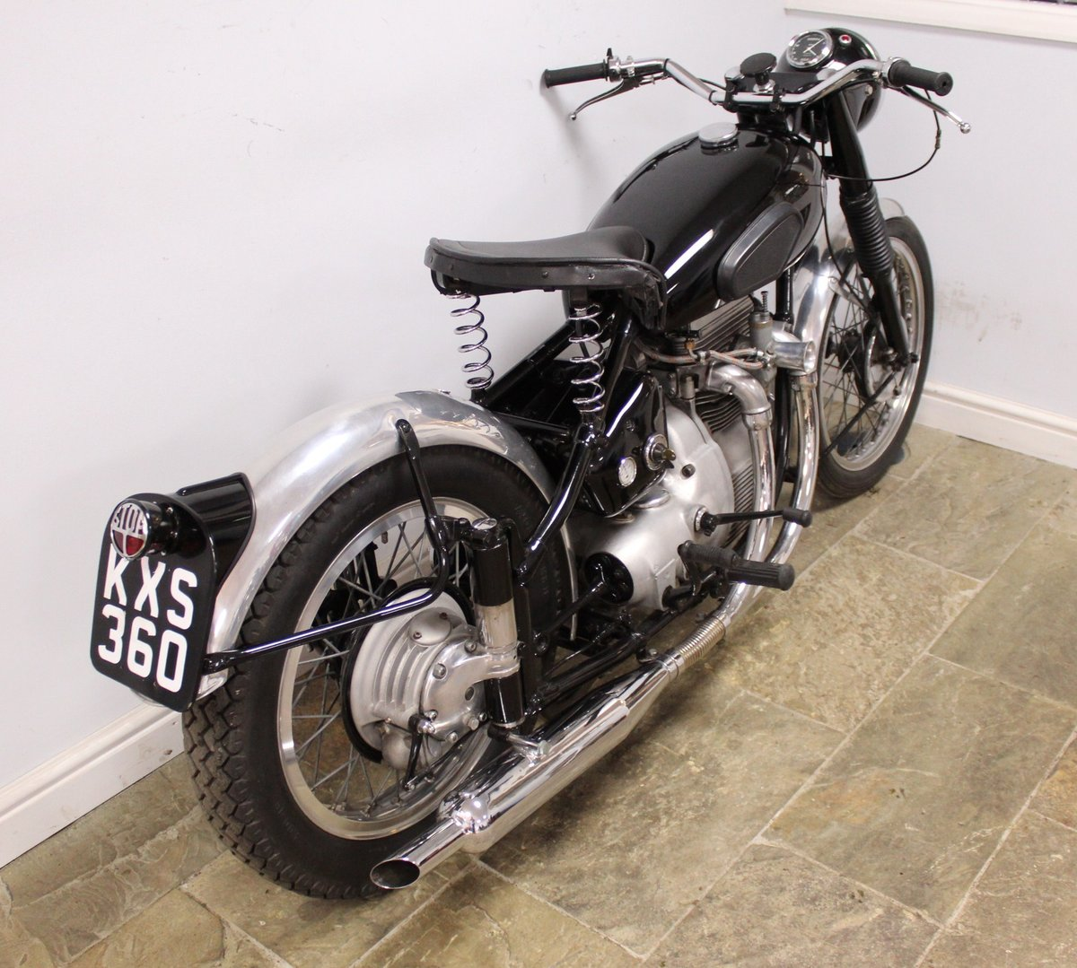 1950 Sunbeam S8 Presented in excellent condition For Sale (picture 3 of 6)