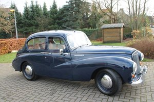 SUNBEAM TALBOT 90 MK2 1954 For Sale by Auction