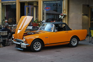 1966 Sunbeam Tiger Custom For Sale
