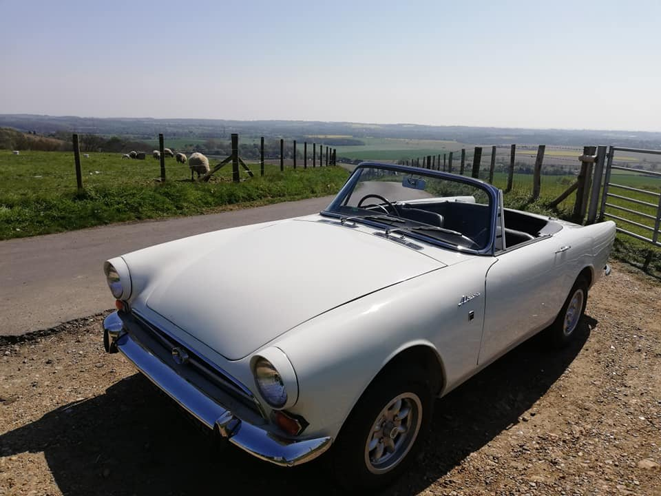 1966 Sunbeam Alpine GT SOLD (picture 4 of 6)