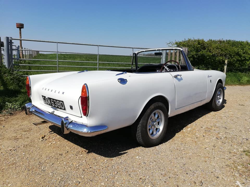 1966 Sunbeam Alpine GT SOLD (picture 3 of 6)
