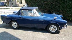 1967 Sunbeam Alpine Mark V For Sale For Sale