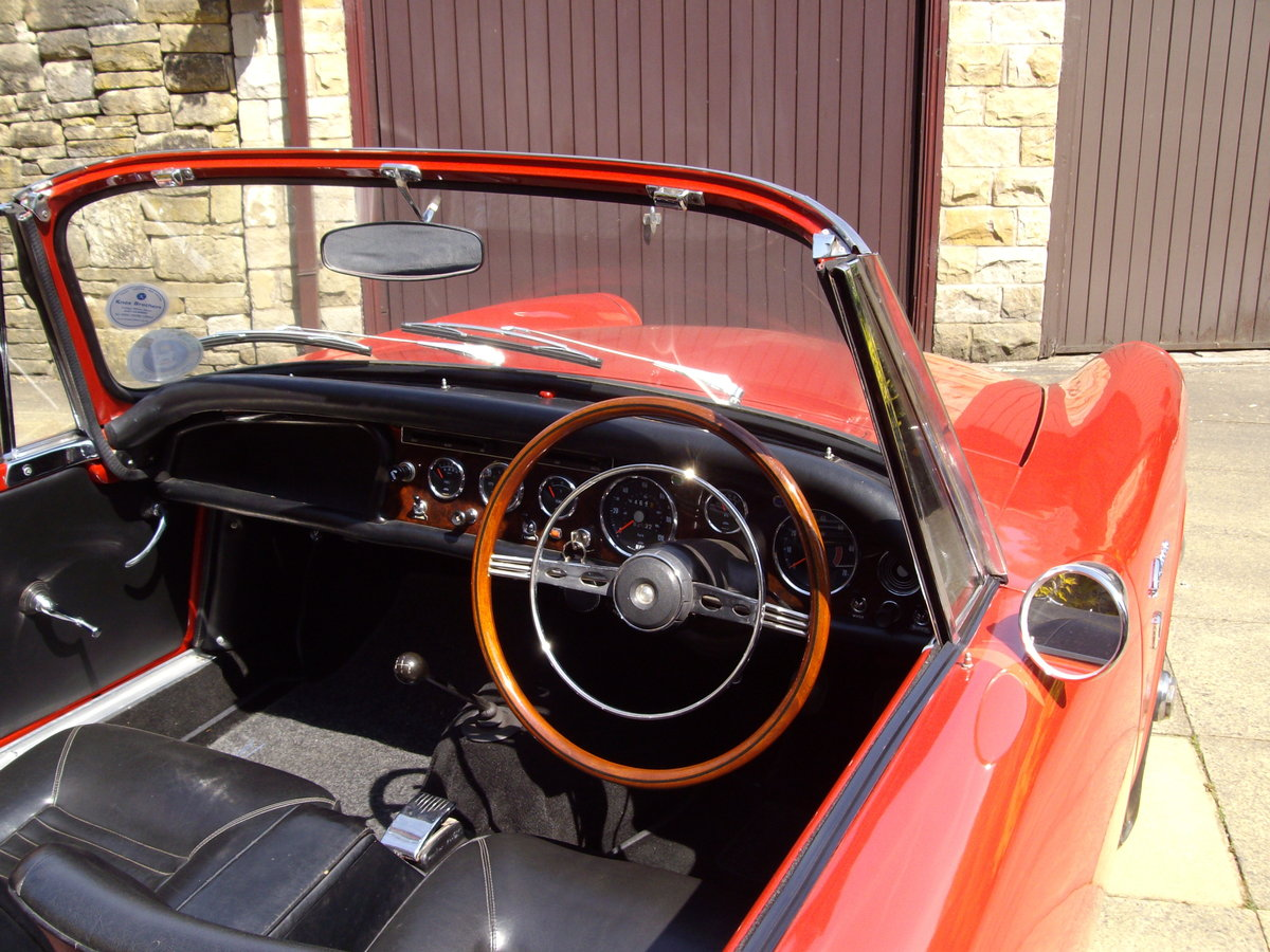1968 sunbeam alpine series v For Sale (picture 3 of 6)