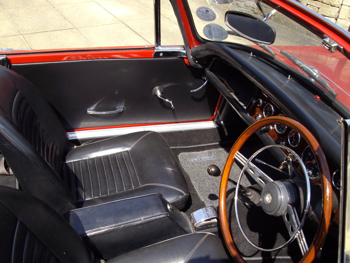 1968 sunbeam alpine series v For Sale (picture 4 of 6)