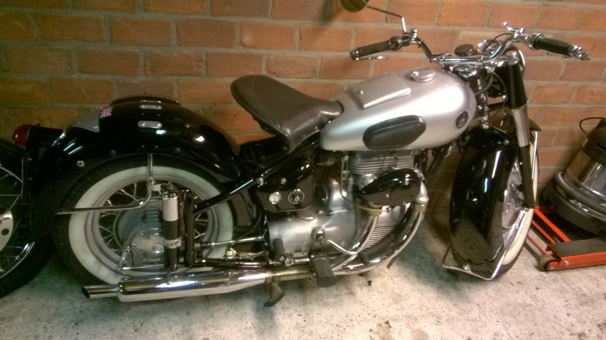 1948 Sunbeam S7  For Sale (picture 1 of 6)