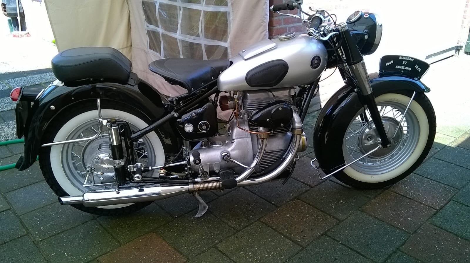 1948 Sunbeam S7  For Sale (picture 5 of 6)