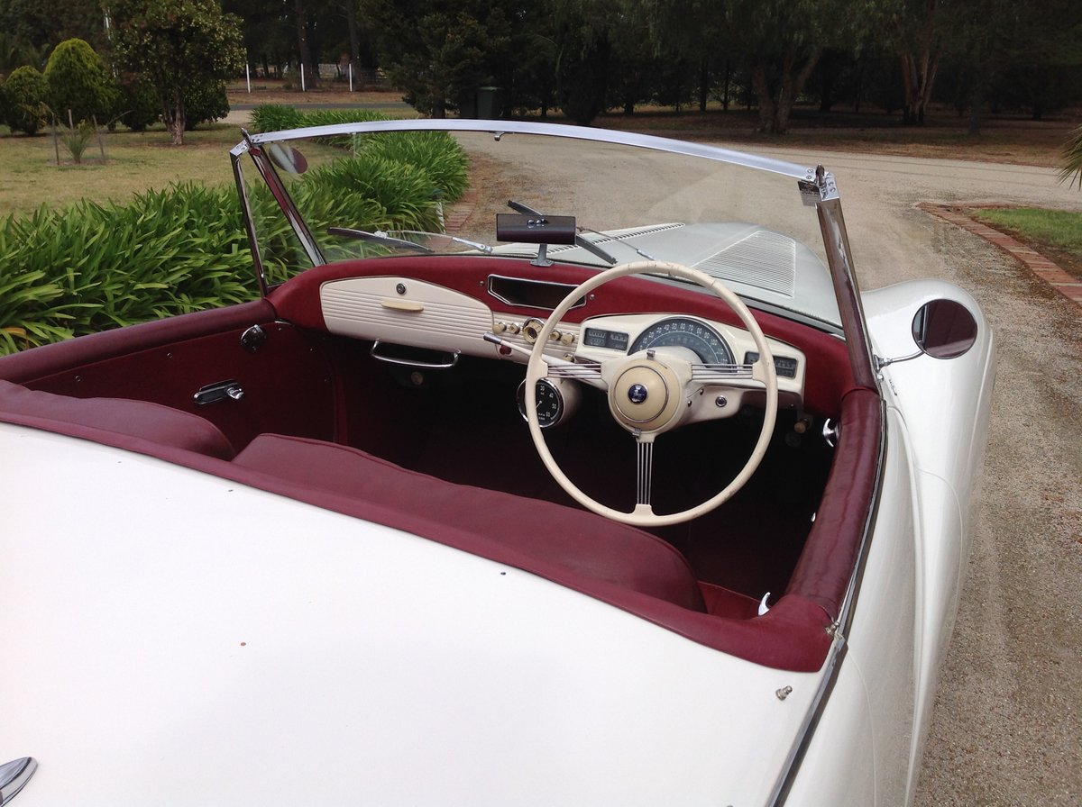 1953 Very rare matching number Alpine  For Sale (picture 4 of 6)