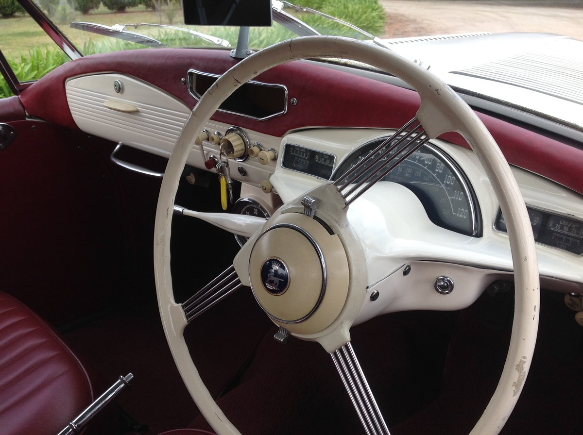 1953 Very rare matching number Alpine  For Sale (picture 6 of 6)