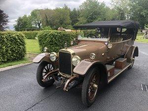 1919 Sunbeam Tourer 16hp