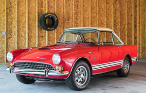 1967 Serial #3 Concours winner, detailed restoration