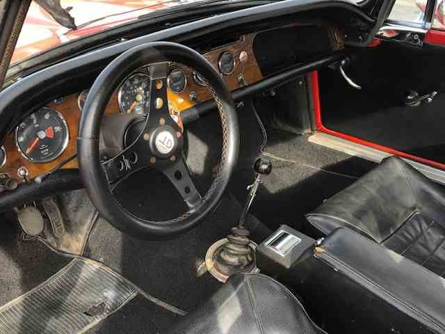 1966 Alpine Tiger = 2 Tops Clean driver Red(~)Black $45k For Sale (picture 5 of 6)